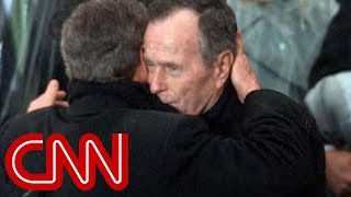 George H.W. Bush's final words