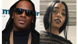 "#RKELLY Daughter calls her Father a ""Monster"" and asks Understanding for Andrea Kelly"