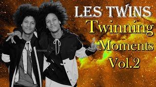 Les Twins | Twinning Moments 2
