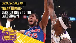 Derrick Rose To Lakers Trade Rumor; Why He Could Push LA To Another Level