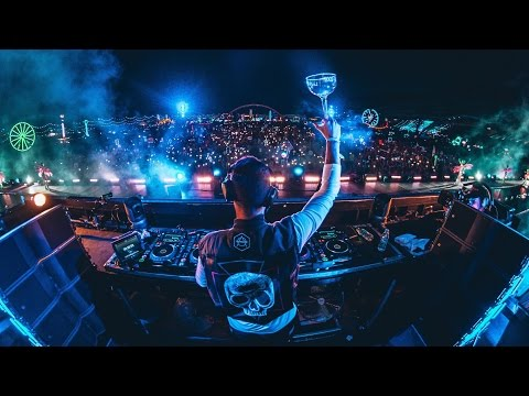 Don Diablo Live at EDC Las Vegas 2016