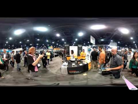 NAB 2016 IN VR 360: SENNHEISER:KODAK:ALLIE:BUZZTV SEASON 5 EPISODE 17 IN VR