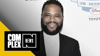 Anthony Anderson Under Investigation by LAPD for Allegedly Assaulting a Woman