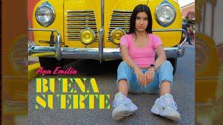 Ana Emilia - BUENA SUERTE (Official Video)   TV Ana Emilia