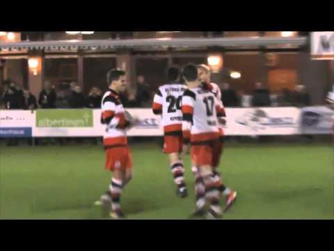 FC Elmshorn - Altona 93 (Oberliga Hamburg) - Spielszenen | ELBKICK.TV
