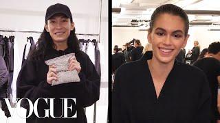 Inside Alexander Wang's Fall 2018 Show   Vogue