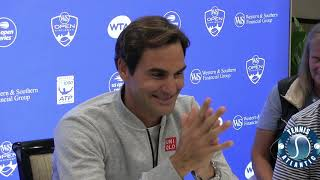 Roger Federer Prepares for First Hardcourt Match in 142 days at Western & Southern Open