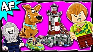 Lego Scooby-Doo HAUNTED LIGHTHOUSE 75903 Stop Motion Build Review