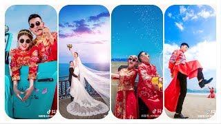 [Tik Tok] Những bộ ảnh cưới để đời của nhiếp ảnh gia đại tài Trung Quốc