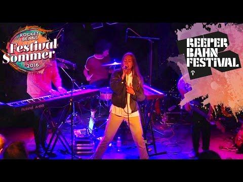 Reeperbahnfestival 2016: Chinah LIVE-Konzert | Festivalsommer | 24.09.2016