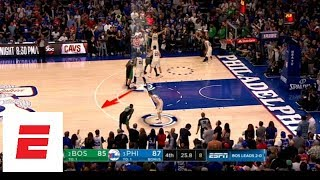 Chauncey Billups explains how Brad Stevens has mastered the art of the timeout play call | ESPN