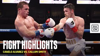 HIGHLIGHTS | Canelo Alvarez vs. Callum Smith