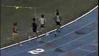 Michael Stember CA State Meet 4:04 1600m- amazing kick!