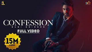 Confession – Sabi Bhinder Video HD