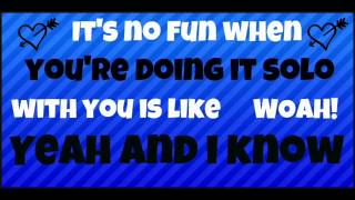Without you - Lyrics - (Theme song of Austin & Ally) Ross Lynch