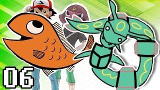 NUZLOCKE POKÉMON ÉMERAUDE | #06 : La ville des poissons