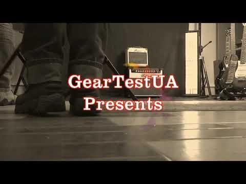 BUGERA - BC15 Play through - By GearTestUa