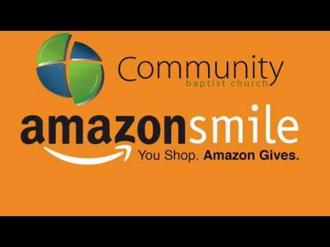Amazon Smile Setup