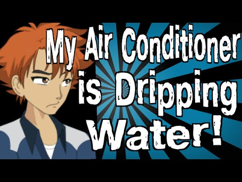 Water Dripping Problem Of Air Conditioner