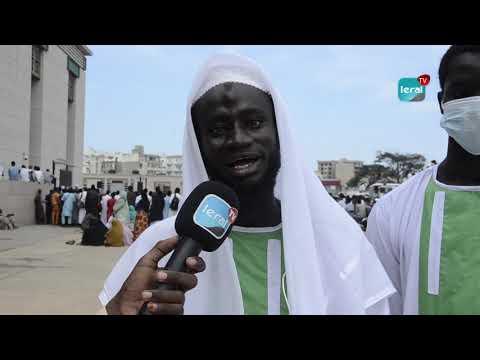Grand Théâtre: Les musulmans répondent à l'appel du Dr Ahmad Lô, conscients des enjeux religieux...