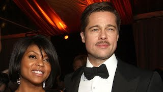 Taraji P. Henson on What Surprised Her Most About Working With Brad Pitt