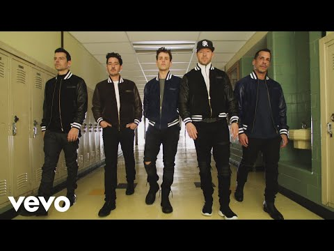 New Kids On The Block - Boys In The Band (Boy Band Anthem) (Official Music Video)