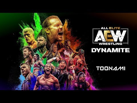 AEW ALL ELITE WRESTLING DYNAMITE - Français