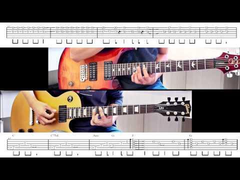 五月天 - 倉頡 (雙吉他 Cover)