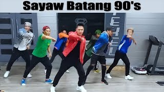 Sayaw Batang 90's | Dying Inside | Dying Inside  | Friends | Beautiful LIfe