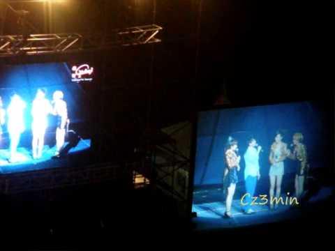 爱我的资格 - SHE (Feat.林宥嘉) @  SHE is the one 爱而为一 Malaysia Concert