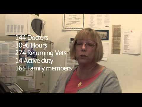 Belle Bennett Landau - Returning Veteran's Project