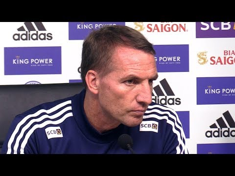 Brendan Rodgers Full Pre-Match Press Conference - Chelsea v Leicester - Premier League