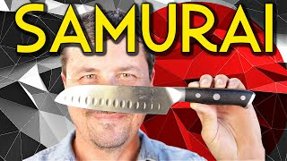 Secret Japanese Knife Hacks - REVEALED!!!