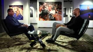 The kobe interview kobe talks Shaq beef