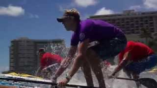The Ultimate SUP Show Down on CBS Trailer