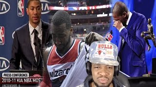REALEST VIDEO EVER... NBA MOST EMOTIONAL INTERVIEWS REACTION
