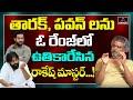 Rakesh master sensational comments on Jr NTR, Pawan Kalyan & Balayya