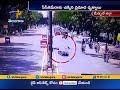 Hyderabad: Accident caught in CCTV camera