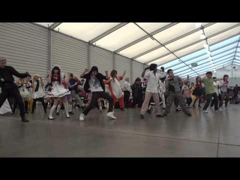 MANIFEST 2012: PSY - OPPAN GANGNAM STYLE (FLASH MOB)