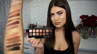 SOFT GLAM PALETTE Anastasia Beverly Hills -  Review & Swatches