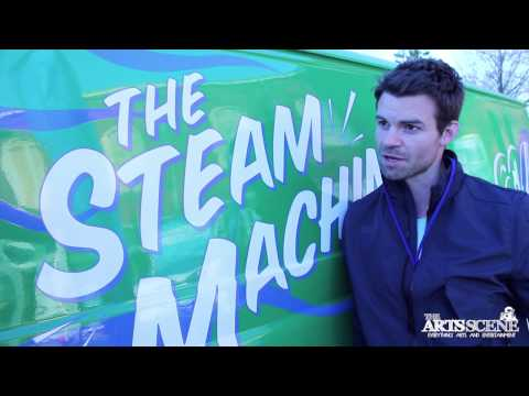 Daniel Gillies chats about 'Saving Hope' Season 2, 'Broken Kingdom ...