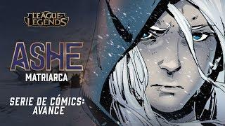 Ashe: Matriarca | Vista previa de la serie de cómics