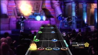 Guitar Hero : Warriors Of Rock - Nickelback - How You Remind Me - Expert 100%