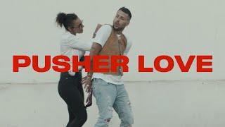 Livio Cori - Pusher Love feat. Enzo Dong (Lyric video)