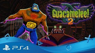 Guacamelee! 2 :  bande-annonce