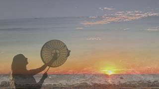 528Hz Deep Healing With Ocean Waves, Relaxation, Meditation, Sleep, Studying