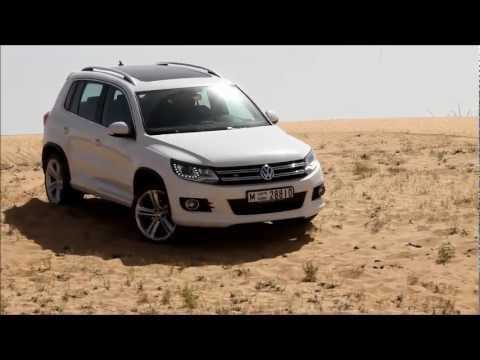 drivearabia video 2013 toyota rav4 vw tiguan honda cr v hyundai santa fe desert driving. Black Bedroom Furniture Sets. Home Design Ideas