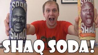 Shaq Soda!
