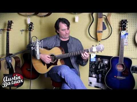 Yamaha AC1M Acoustic-Electric Guitar Demo