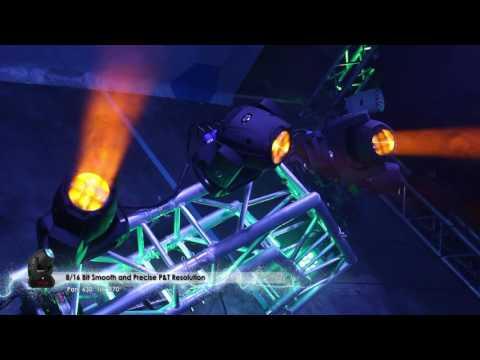Blizzard Lighting's G-Streak™ Moving Head